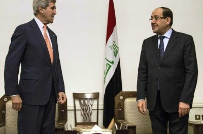 Iraq Daily, June 24: Kerry and Barzani Discuss Future of Country