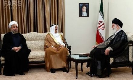 """Iran Daily, June 3: Kuwait's Emir — Khamenei """"Guide and Leader of All the Region's Countries"""""""