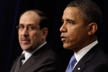 Iraq Feature: US Meets Senior Politicians for PM al-Maliki's Departure