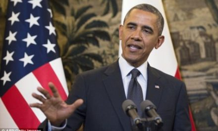 Ukraine Audio: Obama's Troop Increase Draws Line With Russia