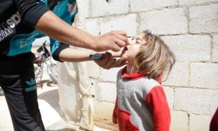 Syria Feature: 1.4 Million Children Vaccinated Against Polio