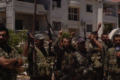 Syria Daily, June 16: Regime and Insurgents Trade Victories