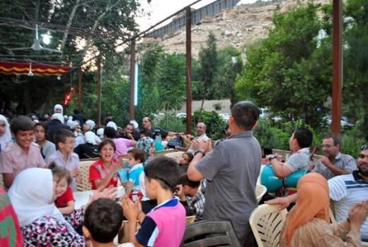 SYRIA WEEKEND RABWAH 2