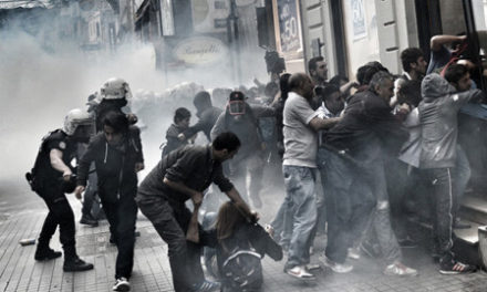 "Turkey: ""Police Leave Protests Battered and Bruised"""