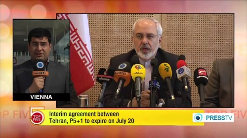 """Iran Daily, June 21: Next Nuclear Talks on July 2 as """"No Agreement on Main Issues"""""""
