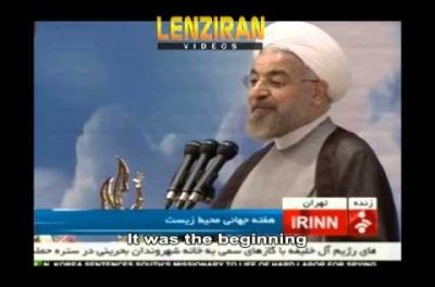"""Iran: Rouhani Hits Back at """"Delusional"""" Hardliners Over """"Heaven's Whip"""""""