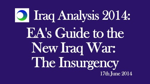 Iraq Video Analysis: Beginner's Guide to the Insurgency and ISIS