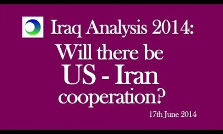 Iraq Video Analysis: Will There Be US-Iran Cooperation?