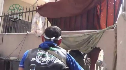 Syria Daily, June 14: Insurgents Attack in Jobar in Damascus