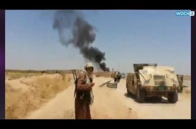 Syria Daily, June 22: Regime Warplanes Hit Islamic State of Iraq in East of Country