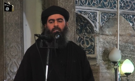 "Syria & Iraq Daily, Nov 9: Did US Airstrikes ""Critically Injure"" Leader of Islamic State?"