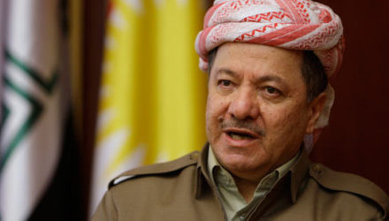 "Iraq Interview: Barzani's Push for Kurdish Independence — ""It is Our Natural Right"""