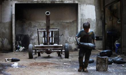 Syria Feature: Hope & Concern for Refugee Children in Turkey — & Those Still in Aleppo