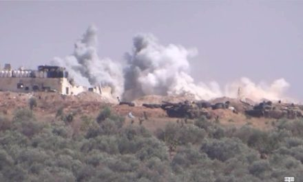 Syria Daily, July 8: Insurgents Go on Offensive in Idlib Province