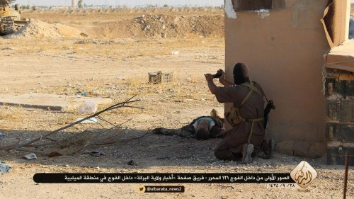 Syria Daily, July 27: A Multi-Front Battle Between Assad's Forces & Islamic State