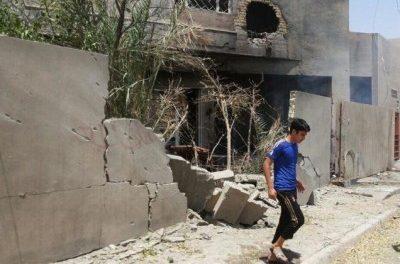 Iraq Daily, July 23: Iraqi Air Force Kills Civilians Near Fallujah