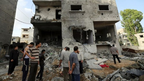 Israel & Gaza Summary, July 14: No Ground Offensive, But Israeli Airstrikes Continue