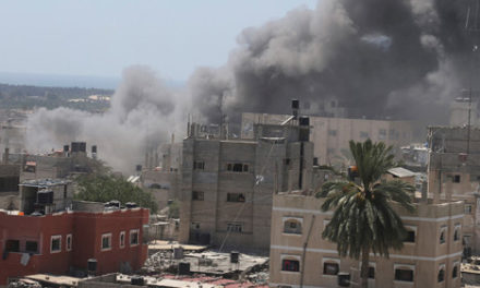 Israel & Gaza Summary, July 15: Hamas Turns Down Egyptian Ceasefire Proposal