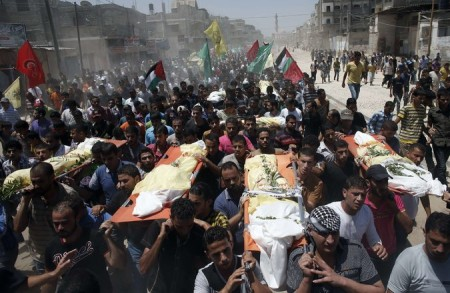 Israel & Gaza Daily, July 10: Death Toll Rises to 75 from Israeli Airstrikes