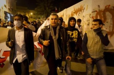 "Bahrain Op-Ed: Nabeel Rajab — ""Our People Are Casualty of US Compromises"""