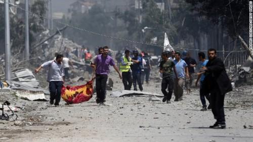 Israel & Gaza Daily, July 21: Death Toll Passes 500