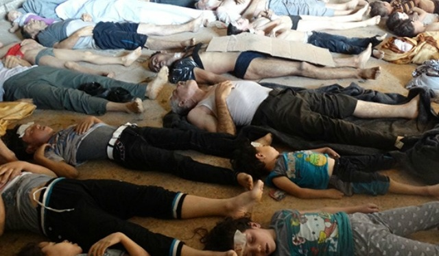 Syria Special: Remembering Assad's Chemical Attacks — and Those Who Died — on August 21, 2013
