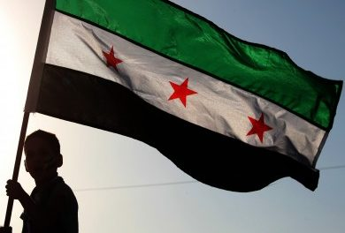 Syria Feature: Opposition Appeals for British Help to Stop the Bombing