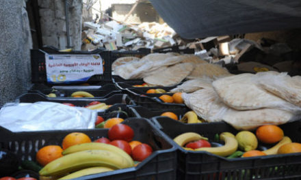 Syria Daily, July 20: Regime Claims Aid Into Besieged Yarmouk Section of Damascus