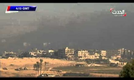 Gaza Video: How Israel Destroyed a Neighborhood in an Hour