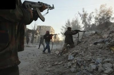 """Syria Daily, July 17: """"Close to Collapse"""" Insurgents Advance in South, Defeat Regime Near Hama"""