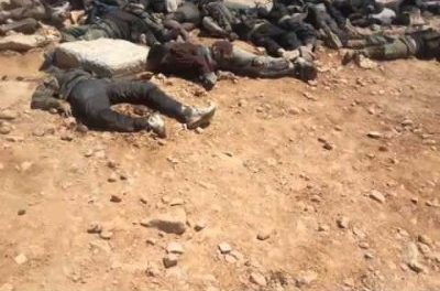 Syria Daily, July 19: How Many Killed When Islamic State Took the Al-Sha'er Gas Field?