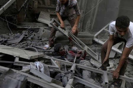 Syria Daily, August 4: Civilian Death Toll Spikes, With 125 Killed on Sunday