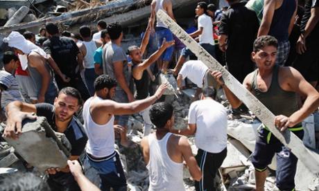 Gaza Daily, August 4: 72-Hour Ceasefire Soon?