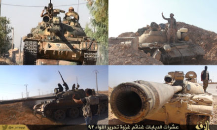 "Syria Daily, August 10: Is the Islamic State ""Winning""?"