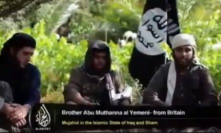 BBC Radio: Can the Islamic State — & Its British Fighters — Be Stopped?