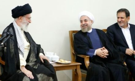 "Iran Daily, August 28: Supreme Leader to Rouhani ""Stand Firm Against the US"""