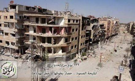 Syria Daily, August 13: Assad Regime Renews Pressure on Mleiha, Key Town Near Damascus