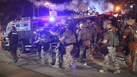 BBC Radio: The Protests in Ferguson & the National Guard — Scott Lucas with the BBC