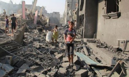 """Gaza 1st-Hand: A Writer Mourns Her Slain Family — """"They Were Not Militants for Hamas"""""""