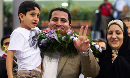Iran Feature: Defecting Nuclear Scientist Who Became A Hero Who Became A Political Prisoner on Hunger Strike
