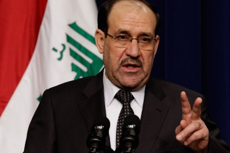 Iraq Daily, August 15: Maliki Gives Up Battle to Remain Prime Minister