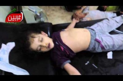 Syria Daily, August 21: 1 Year Ago, Assad's Chemical Weapons Killed 100s Near Damascus