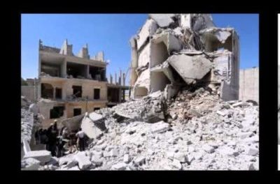 Syria Daily, August 11: 84 Killed on Sunday as Regime Bombs Aleppo