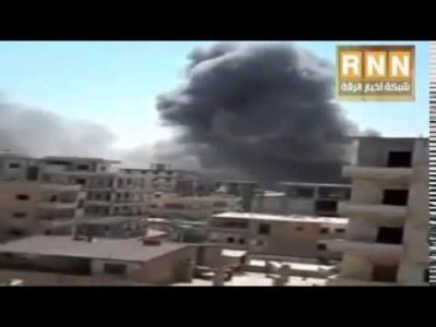 Syria Daily, August 18: Assad Regime Turns Its Bombs on The Islamic State