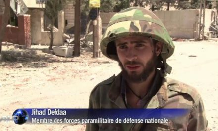 Syria Daily, August 16: Regime Captures Key Town East of Damascus