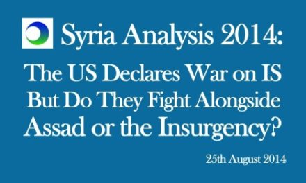 Syria Video Analysis: US Declares War on Islamic State — But Will It Fight Alongside Assad or Insurgents?