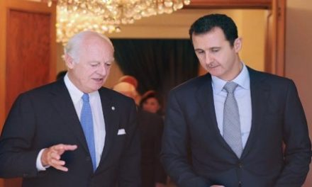 """Syria Daily, Sept 12: Assad — """"We Will Cooperate With UN…To Eliminate the Insurgents"""""""