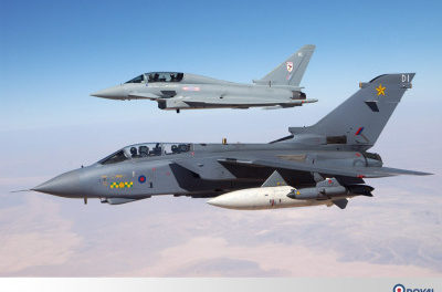 Iraq & Syria Analysis: Britain Launches 1st Airstrikes — But Is There A Strategy?