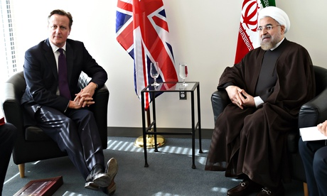 "Iran Daily, Sept 25: Rouhani Meets Britain's Prime Minister — Will It Bring Tehran into Iraq ""Coalition""?"