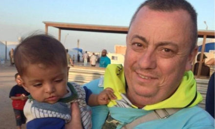 Syria Feature: An Appeal to Islamic State to Spare Aid Worker Alan Henning